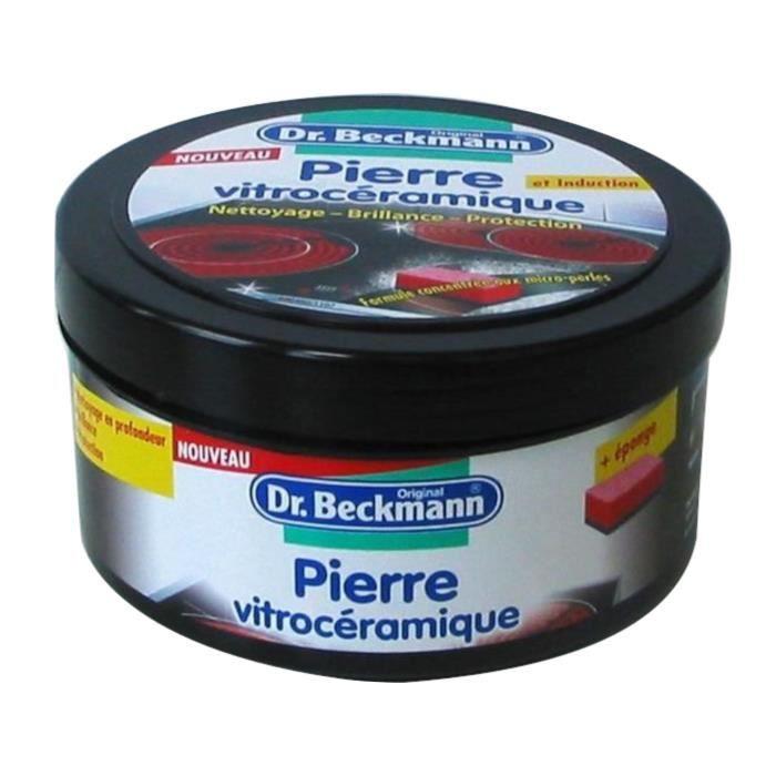 DR BECKMANN Pierre induction & vitrocéramique - 250 g