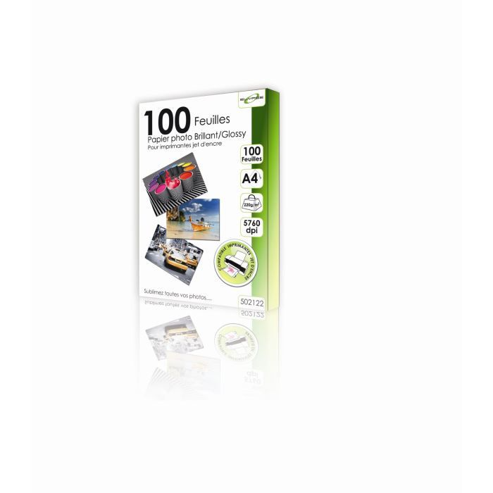 Papier A4 Pas Cher : pack papier 100 feuilles a4 220g prix pas cher cdiscount ~ Nature-et-papiers.com Idées de Décoration