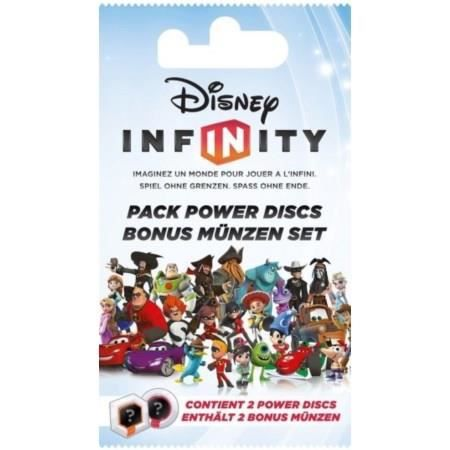 Pack Power Discs Vague 2 Disney Infinity 10 Achat Vente