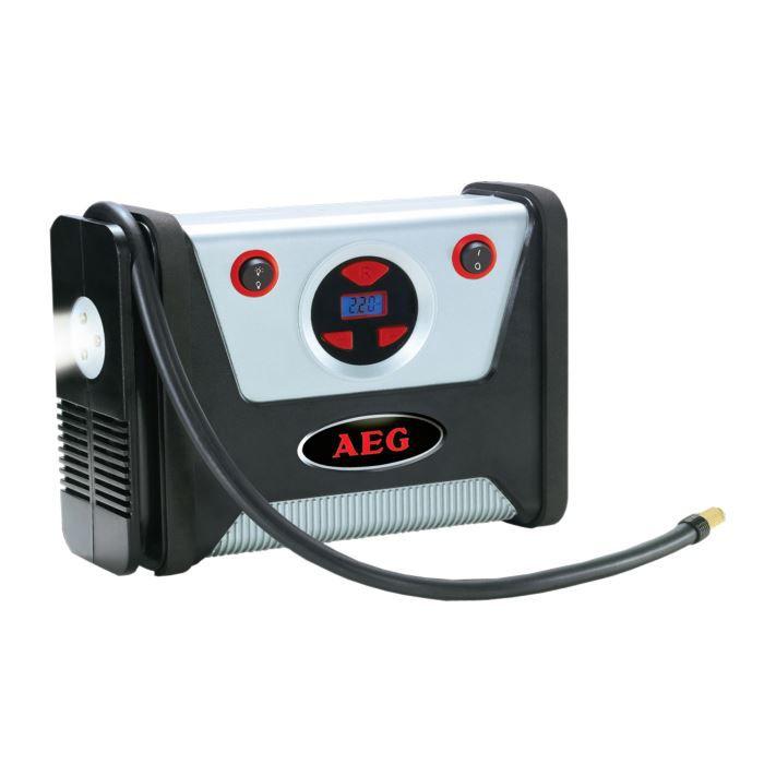 AEG compresseur programmable 12 V.