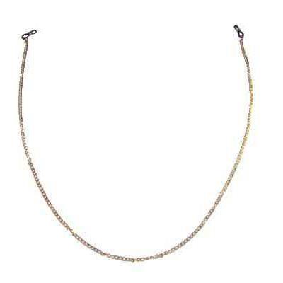 b3c95d5cfdf035 Attache Lunettes en Chainette dorée Doré - Achat   Vente cordon de ...