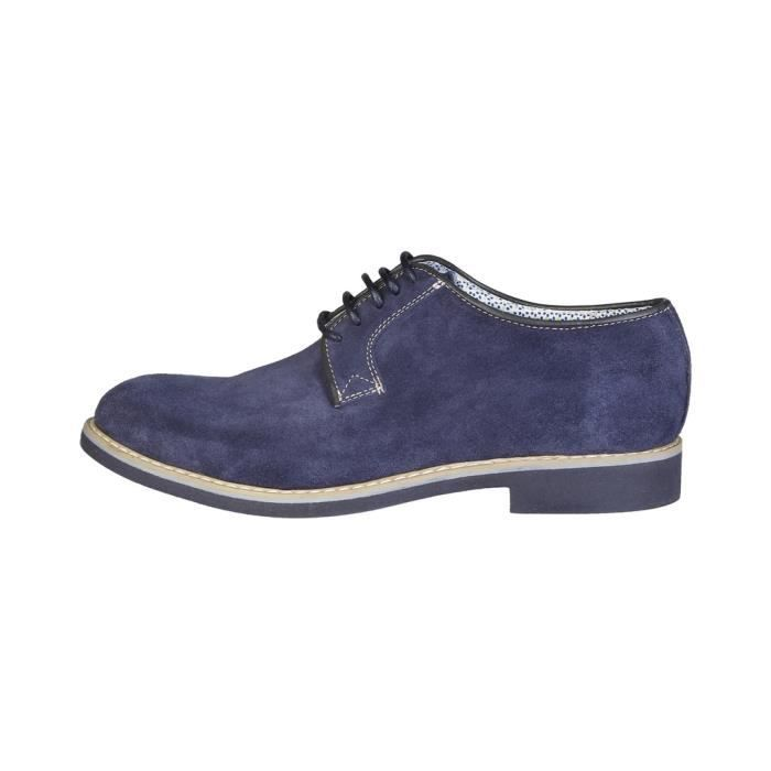 RICHELIEU Made in Italia - Chaussures à lacet pour homme (GI