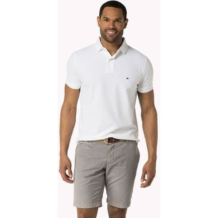 POLO POLO TOMMY HILFIGER HOMME CUSTOM FIT
