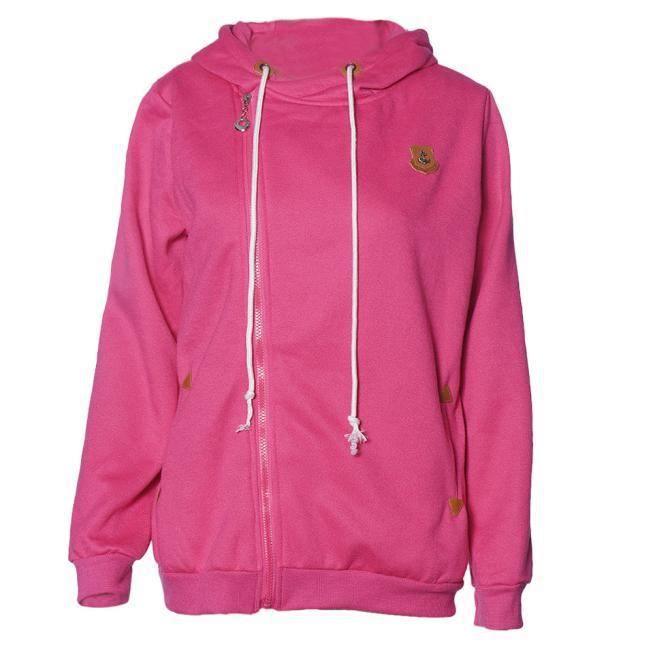 Sports Jacket Fleur Up Femmes Zipper Imprimer Bomber Casaque Loisirs 2653 nOO7qAwFp