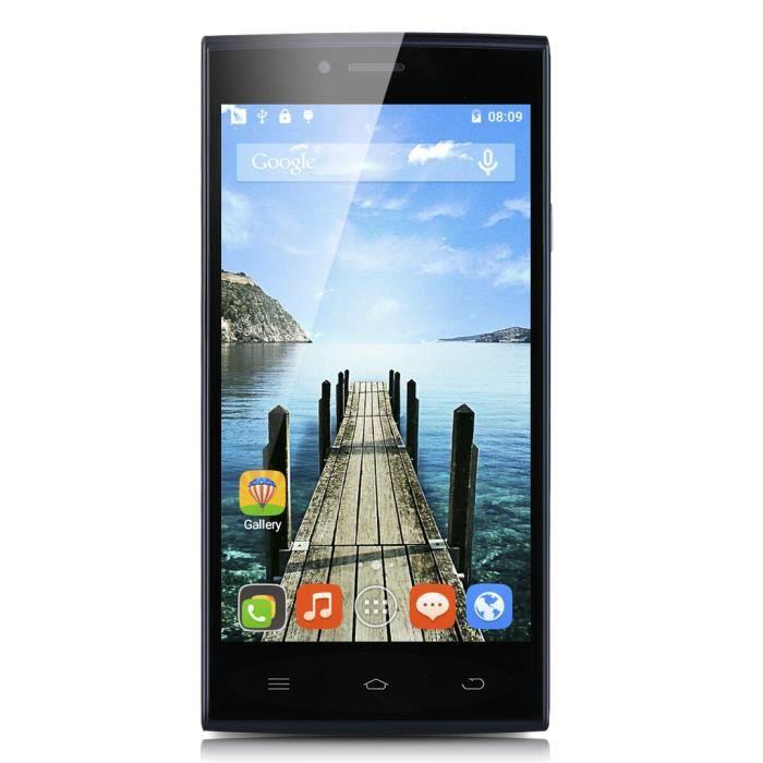 SMARTPHONE THL T6C 3G SmartPhone 5.0'' Noir Débloqué (Android