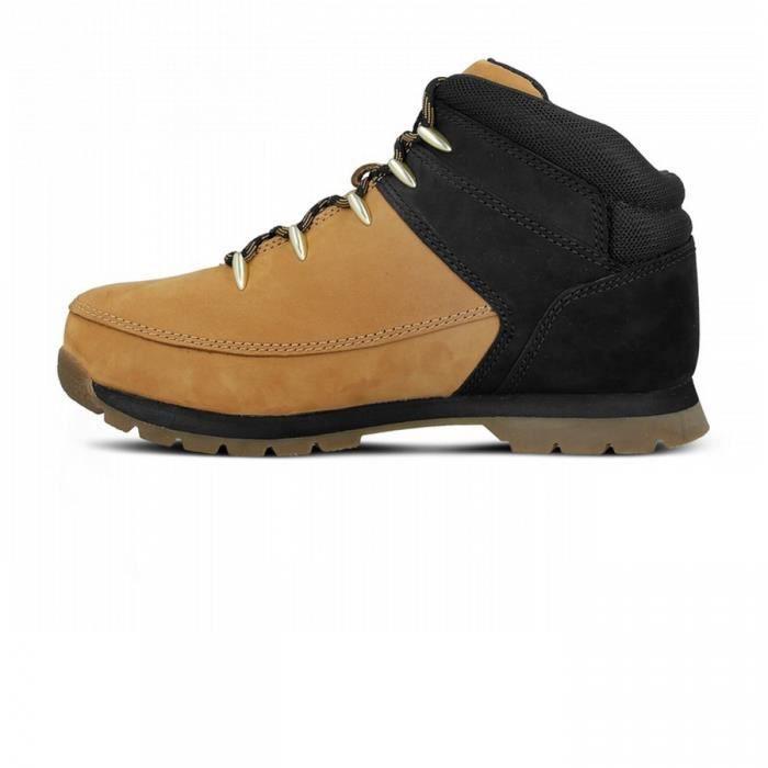 Chaussures EuroSprint Wheat/Black Jr h17 - Timberland