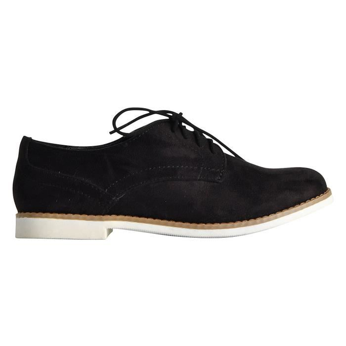 Cooper Lace Up Oxfords Flats Sneakers IMWYC Taille-37 LzmI5z15m