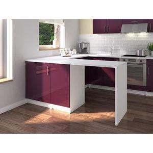 Meuble bas hauteur 70 cm achat vente meuble bas - Meuble en coin pour cuisine ...