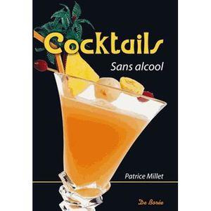 LIVRE VIN ALCOOL  Cocktails sans alcool