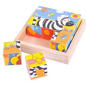jeux de cube en bois avec image achat vente jeux et. Black Bedroom Furniture Sets. Home Design Ideas