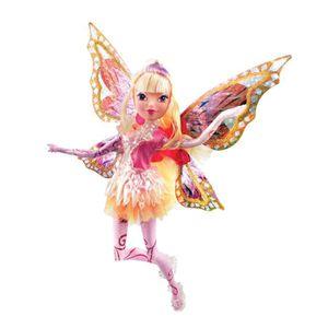 POUPÉE WINX Tynix Fairy Poupée Féérique  Stella