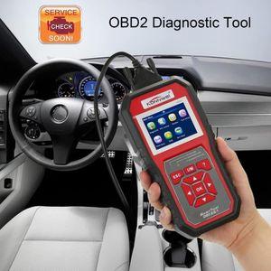 OUTIL DE DIAGNOSTIC Appareil de diagnostic OBD2 avec écran LCD pour vo
