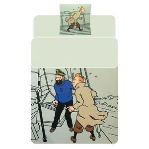 Housse De Couette Tintin Achat Vente Housse De Couette Tintin