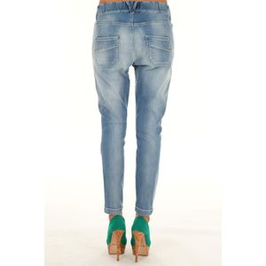 JEANS Jeans Slim Marthe Meltin Pot Bleu