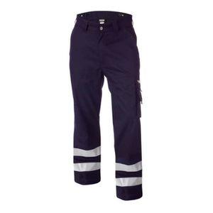 Pantalon bande reflechissante achat vente pantalon - Pantalon a bande homme ...