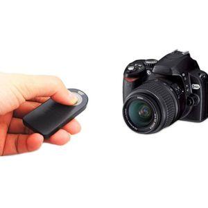 TÉLÉCOMMANDE PHOTO Infrarouge infrarouge sans fil contrôle à distance