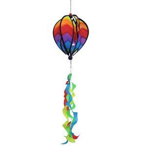 GIROUETTE - CADRAN RHOMBUS Moulin à vent ballon Mini Hot Air