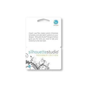 BUREAUTIQUE À TÉLÉCHARGER Silhouette Studio Designer Edition