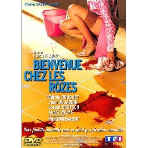 DVD FILM DVD Bienvenue chez les rozes