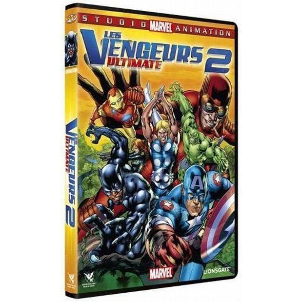 Dvd les vengeurs 2 the ultimate avengers 2 en dvd dessin anim pas cher cdiscount - The avengers dessin anime ...