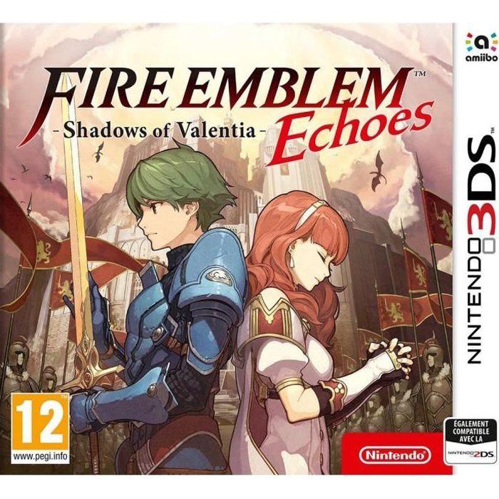 JEU 3DS Fire Emblem Echoes : Shadows of Valentia Jeu 3DS
