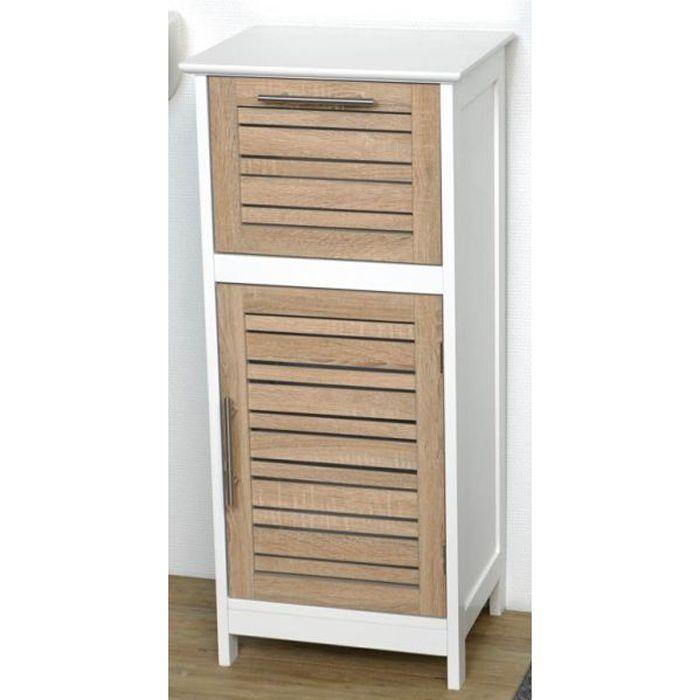 Element bas 1 porte 1 tiroir achat vente elements for Element bas salle de bain