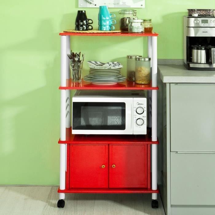Chariot de cuisine de service micro ondes achat vente for Service de cuisine