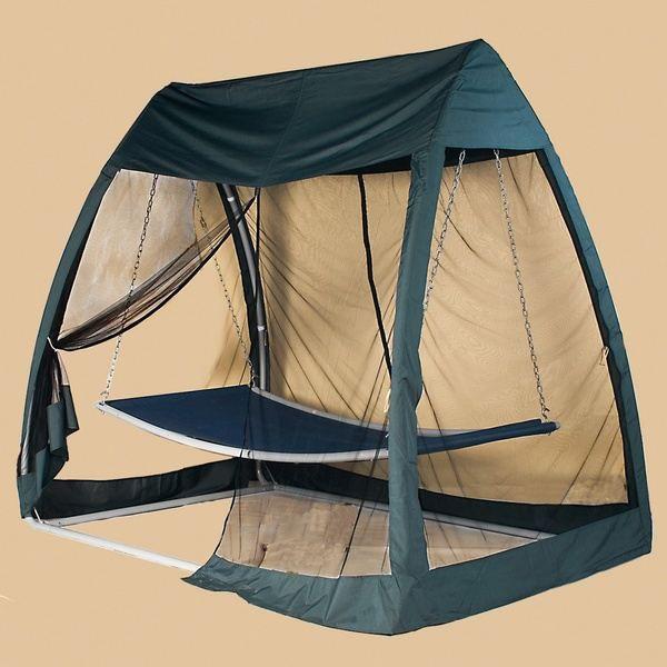 Hamac balancelle 2 personnes moustiquaire achat vente hamac hamac 2 personnes avec toit - Hamac de jardin avec support ...