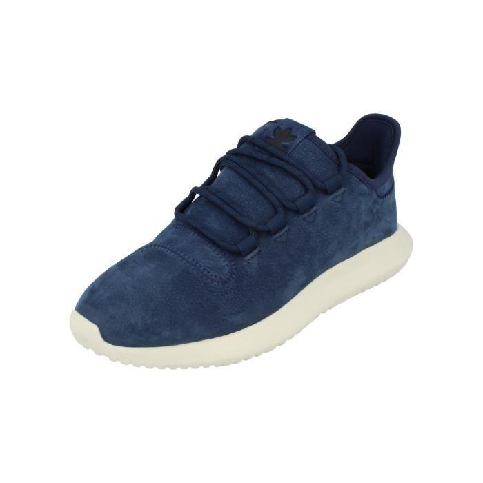 adidas tubular shadow bleu homme