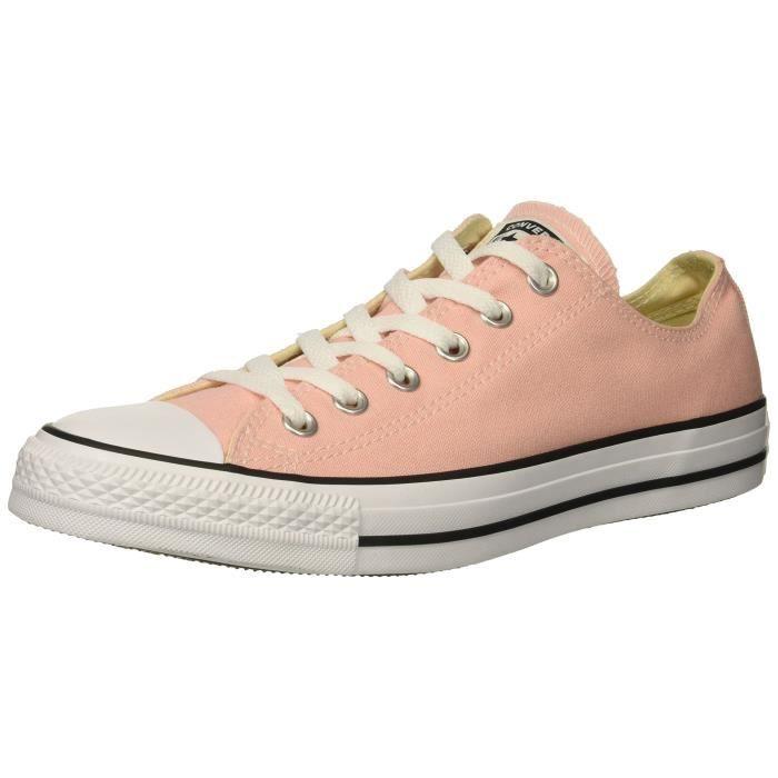 Converse Femmes Chuck Taylor All Star Tile Brillant Haut Haut Sneaker R7DES Taille 39 1 2