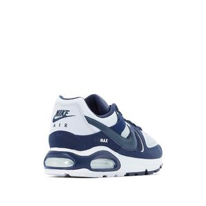 competitive price 4451a e8ca6 ... CHAUSSURES DE FOOTBALL NIKE NEWS AIR MAX COMMAND BLEU BLANC TOP ADULTE  20 ...