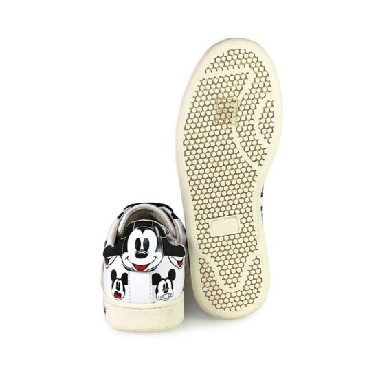 Chaussures Femme Baskets Disney Gallery Mickey Mouse Moa