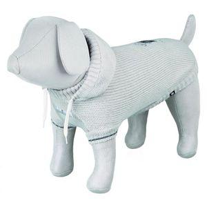 TRIXIE Dog Prince pullover XS: 27 cm gris pour chien