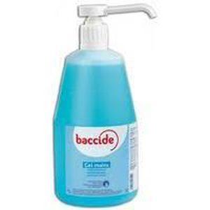 GEL HYDROALCOOLIQUE Gel main antibactérien sans rinçage baccide coo…