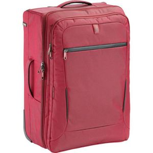 VALISE - BAGAGE Valise taille M Go Travel Check-in 24 Framboise