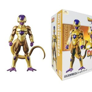 FIGURINE - PERSONNAGE DBZ - Figurine Dimension Of Dragon Ball Golden Fre