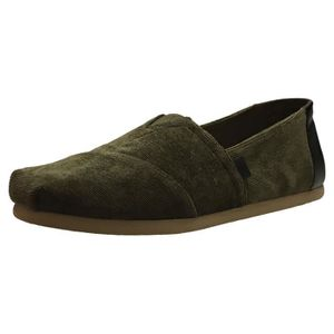 ESPADRILLE Toms Classic Tarmac Micro Corduroy Homme Chaussure