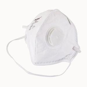 MASQUE DE PROTECTION DE CHANTIER 25 masques respiratoires pliables à valve  FFP3 NR 09fb78ca96b6