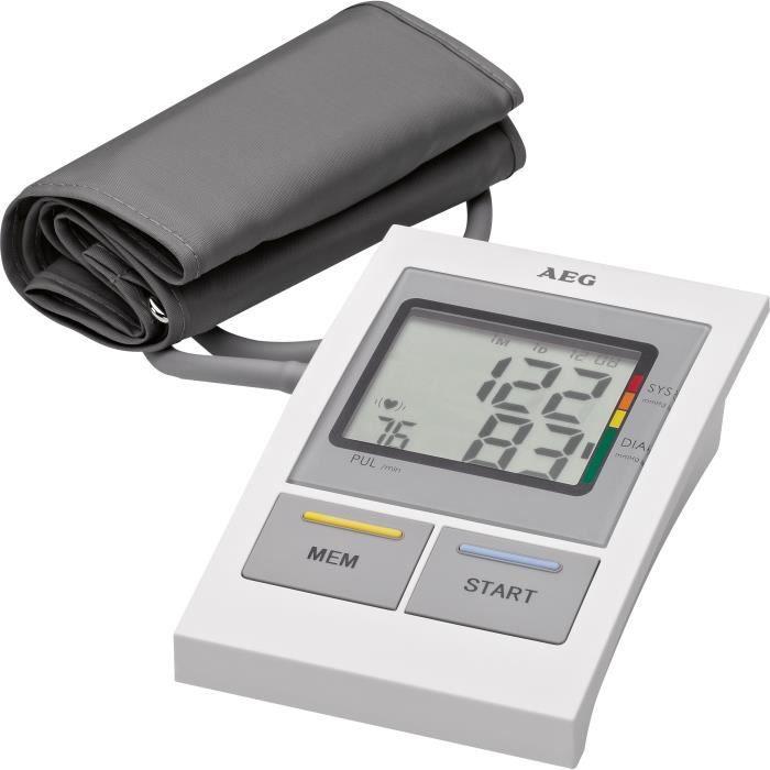AEG BMG-5612 Tensiomètre - Pour 3 personnes
