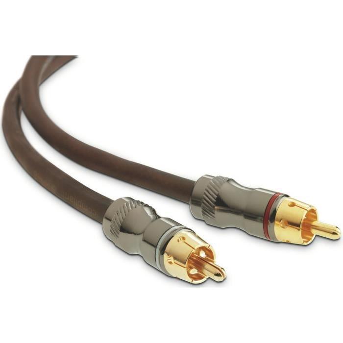 FOCAL ER3 Câble Stéréo Haute Performance pour Amplificateurs AUT SBW