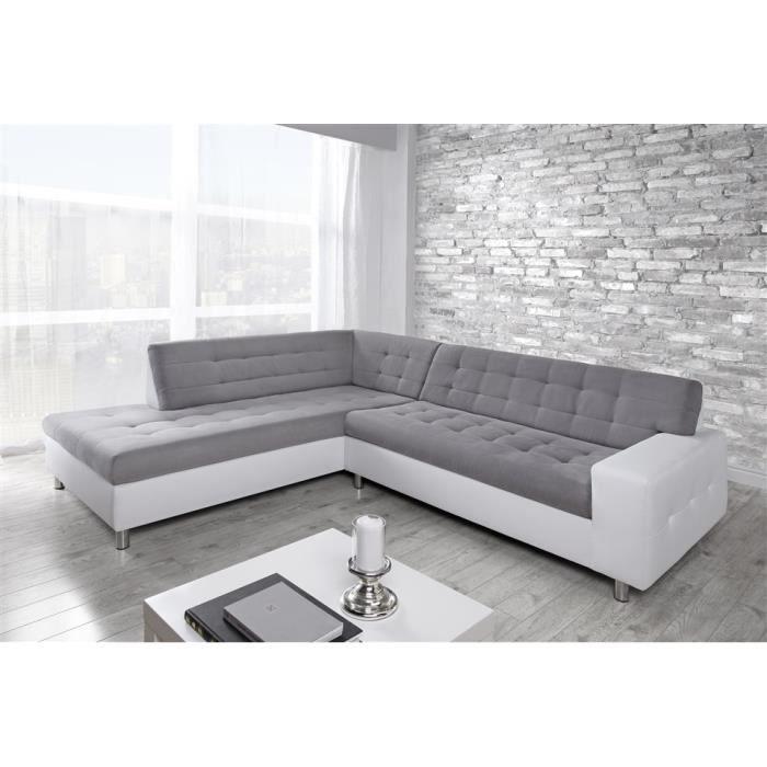 canap d 39 angle gauche switsofa java microfibre achat vente canap sofa divan pu. Black Bedroom Furniture Sets. Home Design Ideas