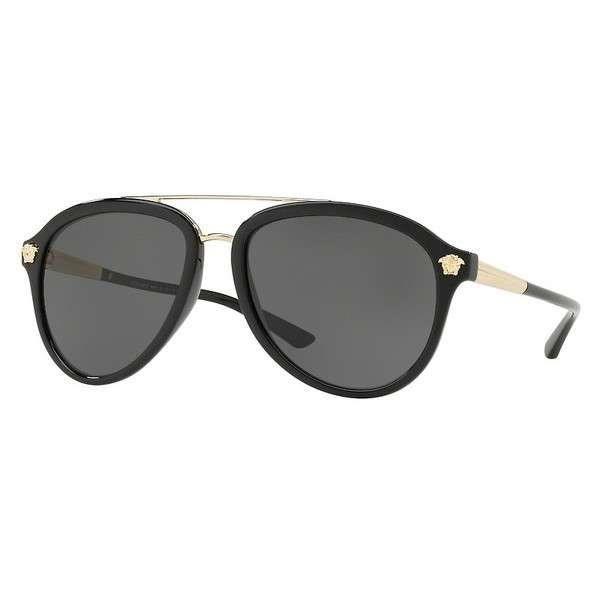 5745e015eea Lunettes de soleil Versace VE 4341 GB1-87 - Achat   Vente lunettes ...