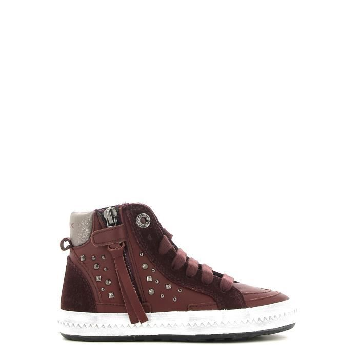 Geox Sneakers Enfant Rouge