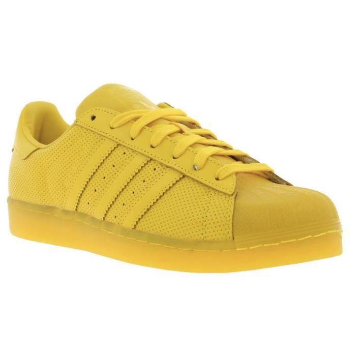S80328 Jaune Adidas Sneaker Superstar Adicolor Yellow Mens Originals j34q5ALcR