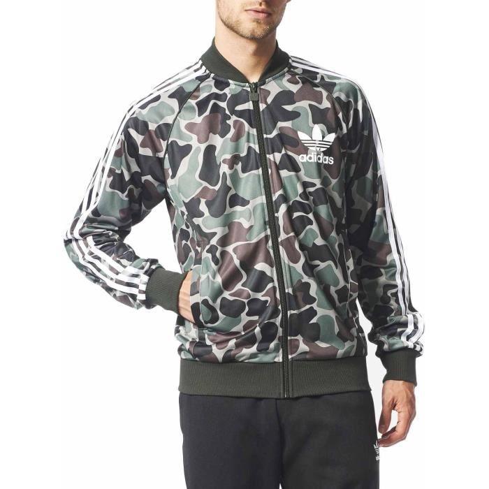 Adidas Le Achat Dès Vert 9 Camo Soldes Vente Veste TZxdAPP