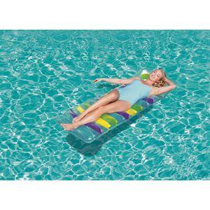 Matelas gonflable piscine achat vente pas cher cdiscount - Matelas gonflable piscine pas cher ...