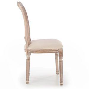 Chaise medaillon achat vente pas cher - Chaise louis xvi pas cher ...