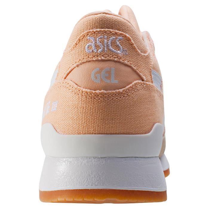 Asics Onitsuka Tiger Gel-lyte Iii Femmes Baskets Khaki Orange - 8 UK