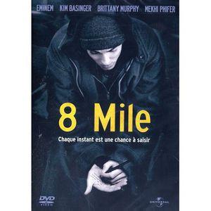 DVD MUSICAL 8 MILE