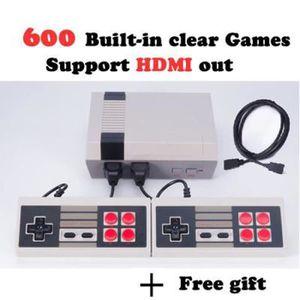 CONSOLE RÉTRO HDMI Out Rétro Classique de poche joueur de jeu Fa